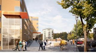 IES Plans New School in Sundbyberg